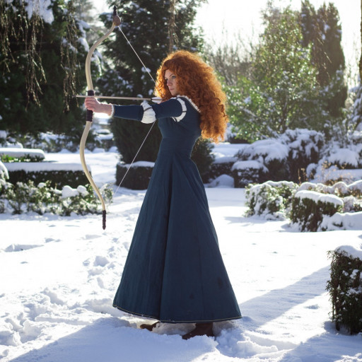 Merida in the Snow 003