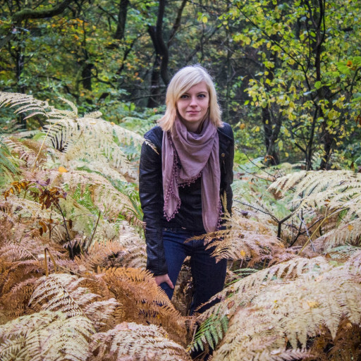 Cecilie in the Forest 010