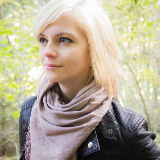 Cecilie in the Forest 032